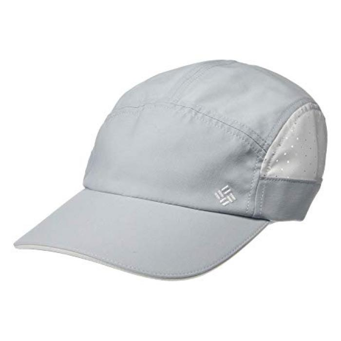 コロンビア サタデー ボール キャップ 帽子 GRAY灰色 グレイ TRAIL レディース 女性用 小物 バッグ 【 GREY COLUMBIA SATURDAY BALL CAP CIRRUS 】