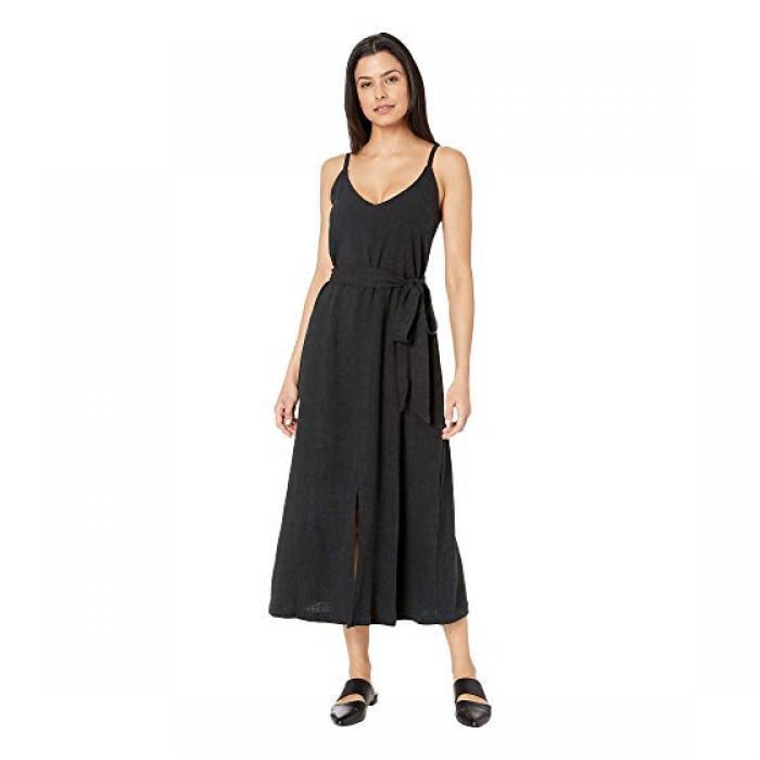 レイチェル リネン ドレス ワンピース 黒 ブラック レディース 女性用 レディースファッション 【 BLACK RACHEL PALLY LINEN TALLULAH DRESS 】