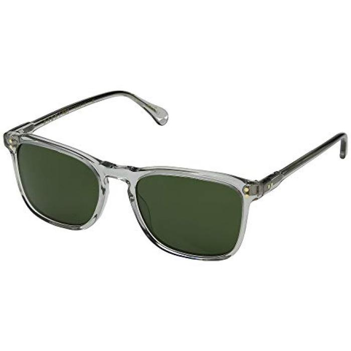 緑 グリーン メンズ 男性用 小物 サングラス 【 GREEN RAEN OPTICS WILEY 54 FOG CRYSTAL BOTTLE 】