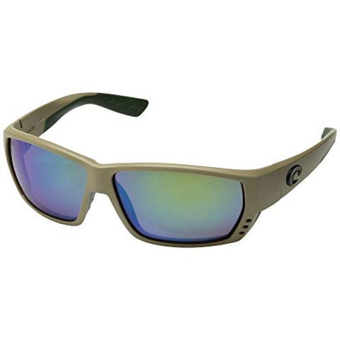 ミラー メンズ 男性用 小物 眼鏡 【 COSTA TUNA ALLEY SAND GREEN MIRROR 580G 】