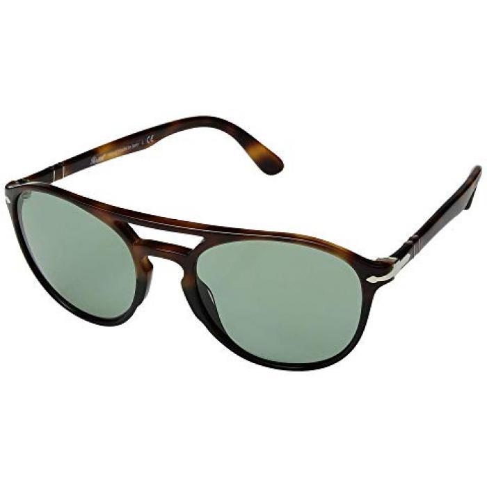 茶 ブラウン メンズ 男性用 眼鏡 サングラス 【 PERSOL 0PO3170S TORTOISE BROWN BLACK GREEN 】