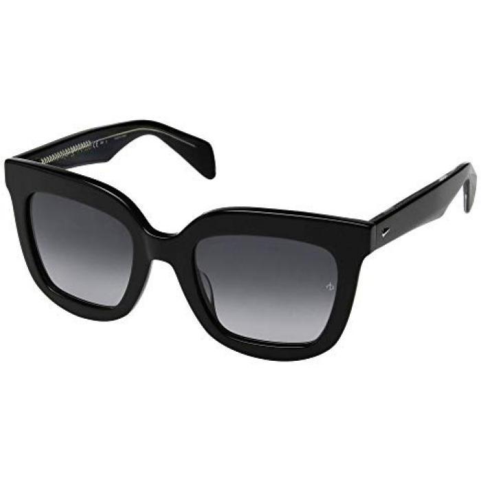 ボーン & レディース 女性用 サングラス 眼鏡 【 RAG BONE RNB1002 S BLACK GREY 】
