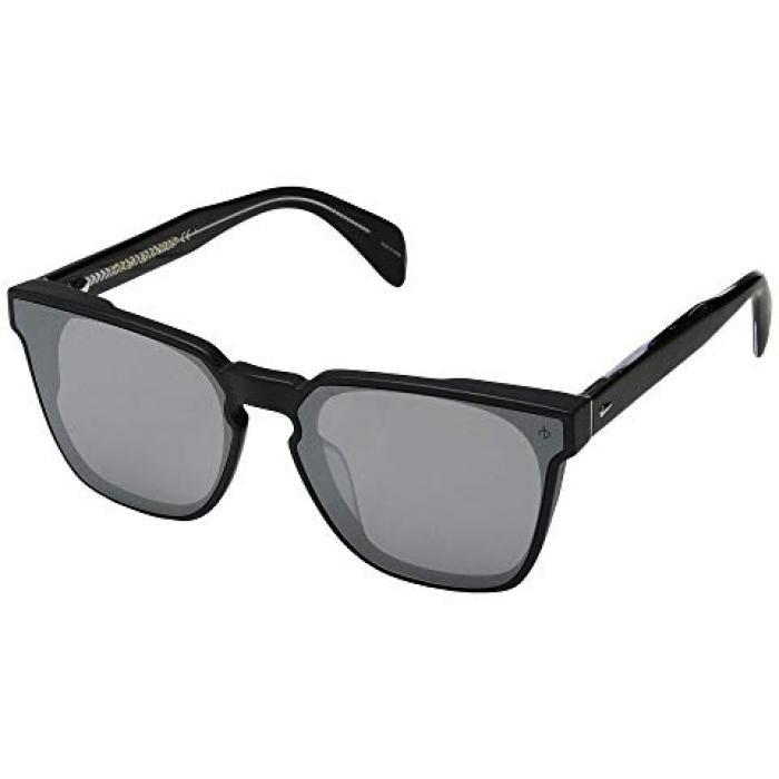 ボーン & メンズ 男性用 バッグ 眼鏡 【 RAG BONE RNB5010 S BLACK SILVER 】