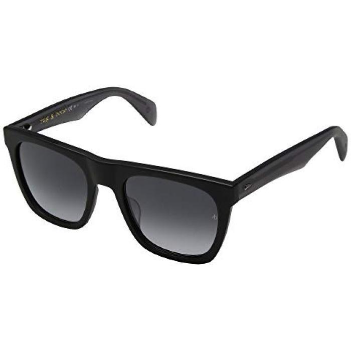 ボーン GRAY灰色 グレイ & メンズ 男性用 ブランド雑貨 眼鏡 【 GREY RAG BONE RNB5002 S BLACK DARK GRADIENT 】