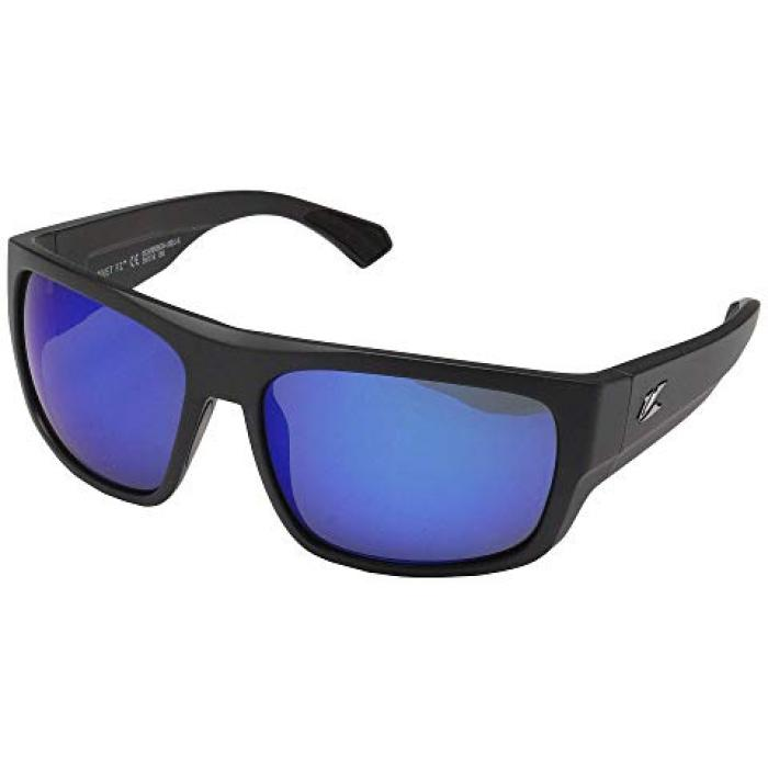 エフシー マット パシフィック 青 ブルー ミラー メンズ 男性用 小物 眼鏡 【 BLUE KAENON BURNET FC MATTE BLACK ULTRA PACIFIC MIRROR 】