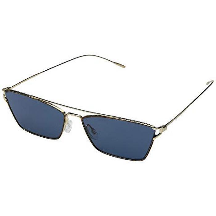 オリバー レディース 女性用 眼鏡 サングラス 【 OLIVER PEOPLES EVEY GOLD DTBK BLUE 】