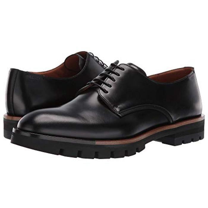 オックスフォード 黒 ブラック メンズ 男性用 スニーカー 靴 【 BLACK BALLY BARNIS OXFORD 】