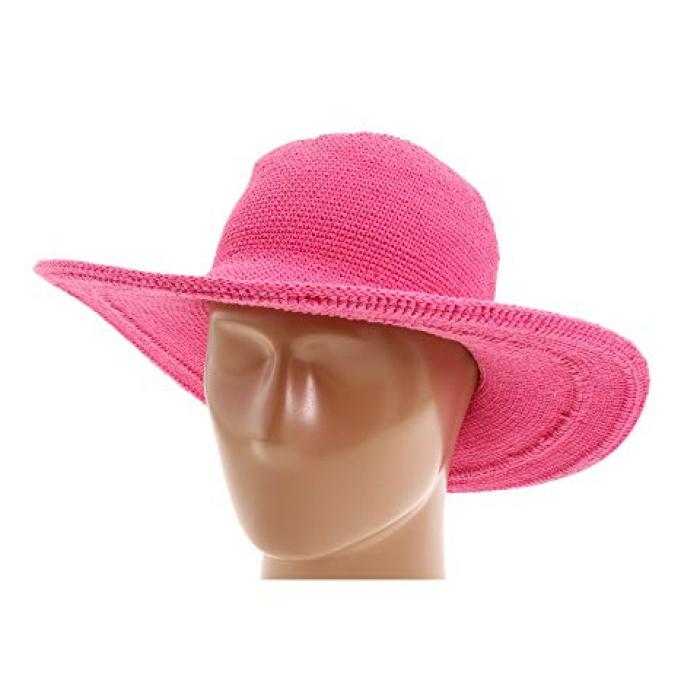 サン ディエゴ ハット カンパニー フロッピー ホット ピンク レディース 女性用 レディース帽子 【 PINK SAN DIEGO HAT COMPANY CHL5 FLOPPY SUN HOT 】