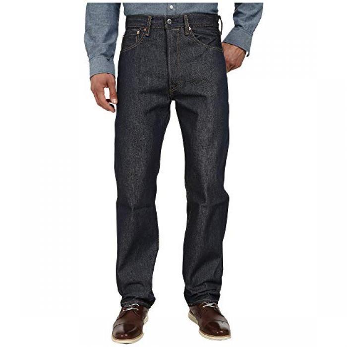 メンズ 男性用 オリジナル パンツ フィット LEVI'S 501 メンズファッション 【 MENS ORIGINAL SHRINKTOFIT JEANS RIGID SHRINK TO FIT 】