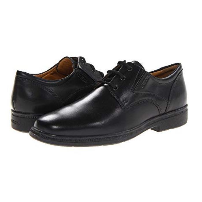 黒 ブラック 子供用 ビッグキッズ フォーマル靴 ベビー 【 BLACK GEOX KIDS JR FEDERICO 1 】