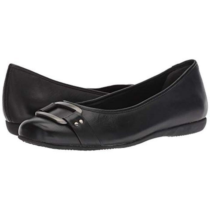 【エントリーで全商品ポイント10倍1/9 20:00-1/16 01:59迄】シグネイチャー 黒 ブラック ソフト キッド ビッグキッズ 子供用 マタニティ 靴 【 BLACK TROTTERS SIZZLE SIGNATURE BURNISHED SOFT KID 】