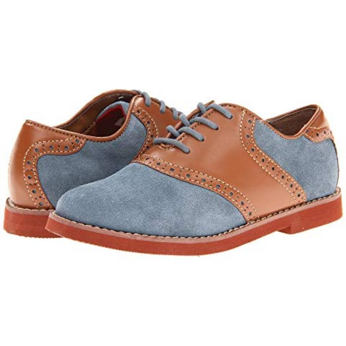 チョーク JR. 子供用 ビッグキッズ ベビー 靴 【 FLORSHEIM KIDS KENNETT TODDLER CHALK BLUE MULTI 】