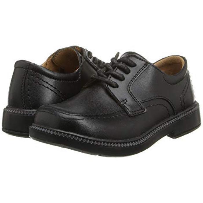 【エントリーで全商品ポイント10倍1/9 20:00-1/16 01:59迄】黒 ブラック JR. 子供用 ビッグキッズ フォーマル靴 ベビー 【 BLACK FLORSHEIM KIDS BILLINGS TODDLER 】