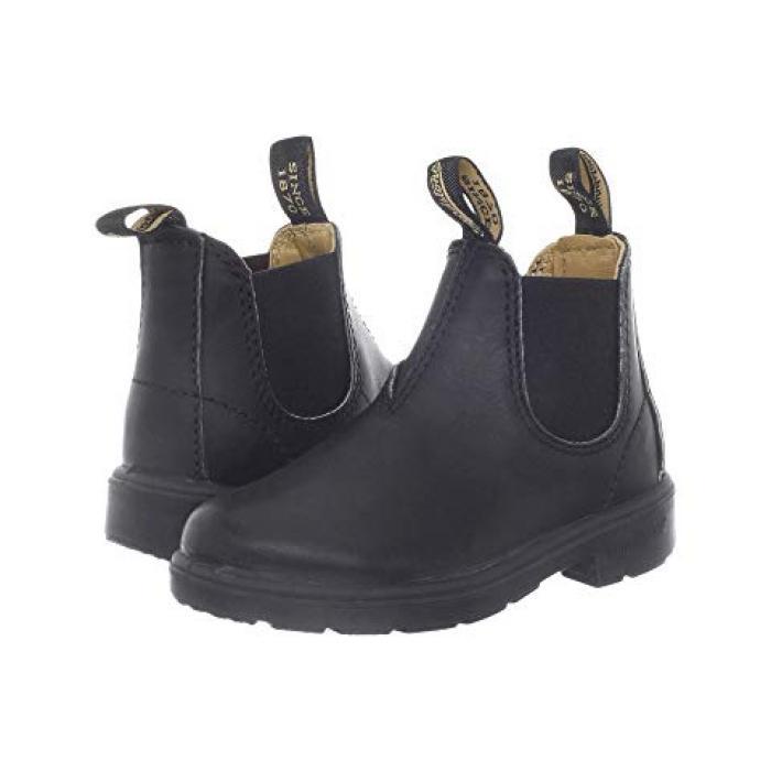 【エントリーで全商品ポイント10倍1/9 20:00-1/16 01:59迄】黒 ブラック 子供用 ビッグキッズ 靴 キッズ 【 BLACK BLUNDSTONE KIDS BL531 TODDLER 】