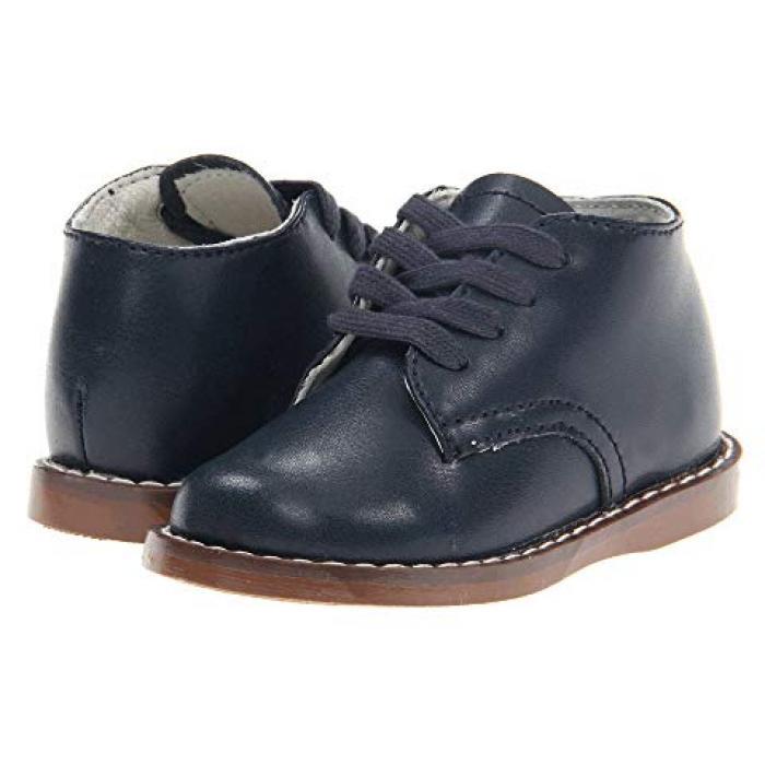 紺 ネイビー ベビー 赤ちゃん用 ベビーブーツ 靴 【 NAVY FOOTMATES TODD 3 INFANT TODDLER 】