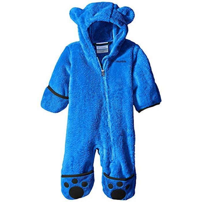 【エントリーで全商品ポイント10倍1/9 20:00-1/16 01:59迄】コロンビア スーパー 紺 ネイビー BABY ベビー 赤ちゃん用 キッズ セットアップ 【 NAVY COLUMBIA KIDS FOXY II BUNTING INFANT SUPER BLUE COLLEGIATE 】