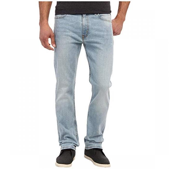 メンズ 男性用 スリム ストレート フィット 青 ブルー ストーン LEVI'S 513 メンズファッション ズボン 【 SLIM BLUE MENS STRAIGHT FIT STONE 】