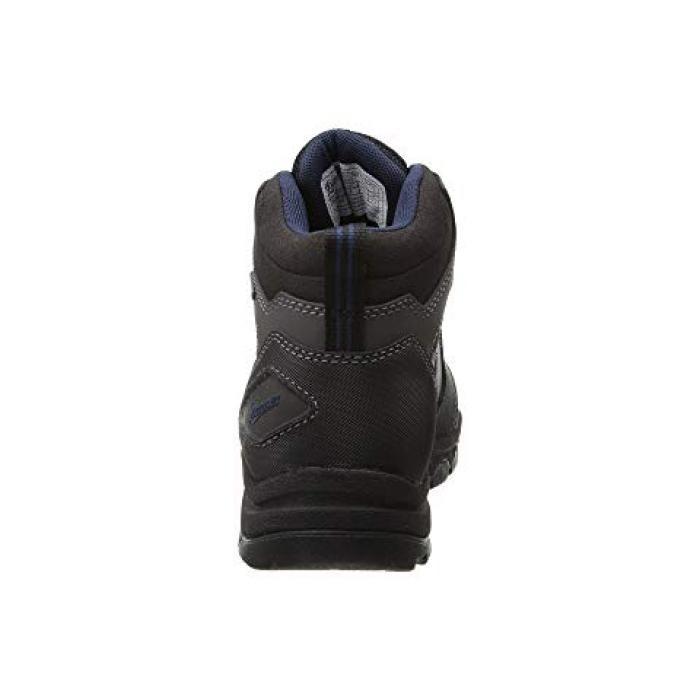 """4.5"""" メンズ 男性用 ブーツ 靴 【 DANNER VICIOUS BLACK BLUE 】"""