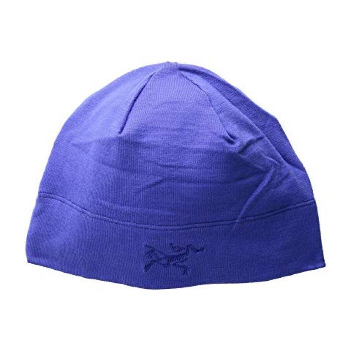 キャップ 帽子 ARC'TERYX メンズ 男性用 ニット帽 メンズ帽子 【 RHO LTW BEANIE IOLITE 】