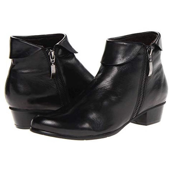 スプリング ステップ ストックホルム 黒 ブラック レディース 女性用 メンズ靴 【 SPRING BLACK STEP STOCKHOLM 】