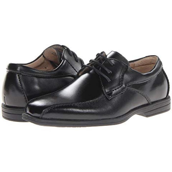 【エントリーで全商品ポイント10倍1/9 20:00-1/16 01:59迄】リビール オックス 黒 ブラック JR. 子供用 ビッグキッズ 靴 フォーマル靴 【 BLACK FLORSHEIM KIDS REVEAL BIKE OX TODDLER 】