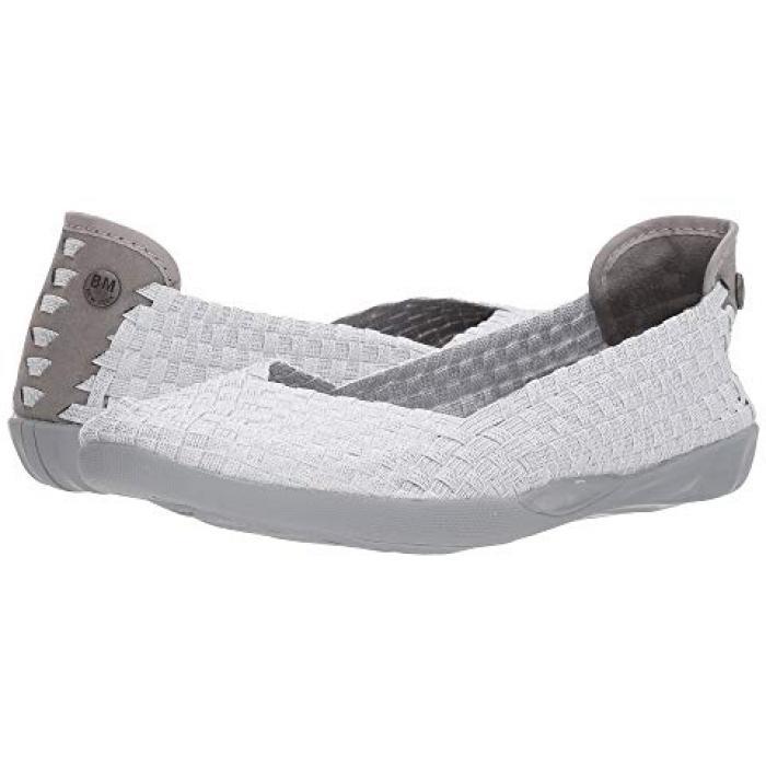 キャットウォーク 白 ホワイト シマー MEV. レディース 女性用 靴 レディース靴 【 BERNIE CATWALK WHITE SHIMMER 】