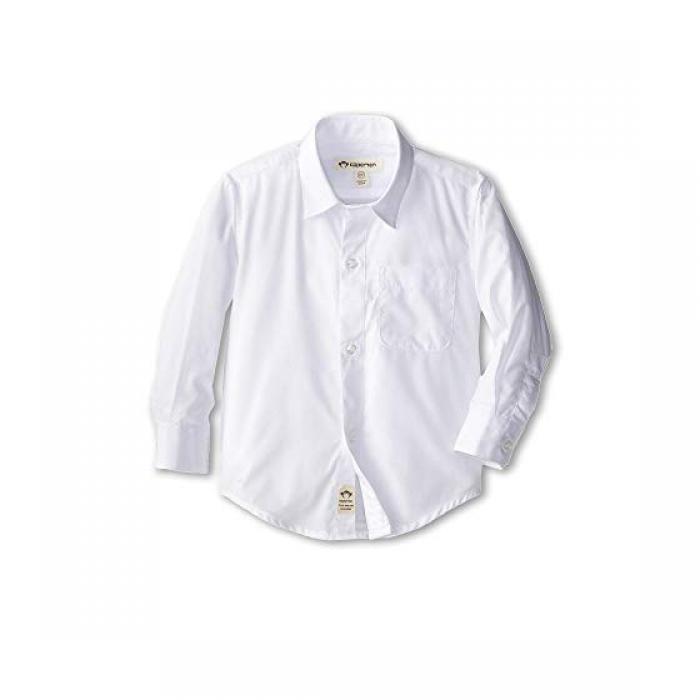 【エントリーで全商品ポイント10倍1/9 20:00-1/16 01:59迄】スタンダード シャツ 白 ホワイト 子供用 リトルキッズ トップス Tシャツ 【 STANDARD APPAMAN KIDS THE SHIRT TODDLER WHITE 】