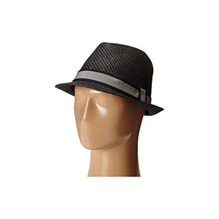 黒 ブラック レディース 女性用 レディース帽子 バッグ 【 BLACK GOORIN BROTHERS KILLIAN 】