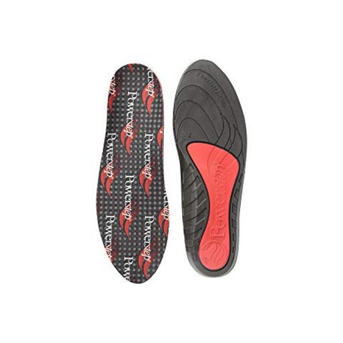 メンズ 男性用 靴ケア用品 靴 【 POWERSTEP COMFORTLAST BLACK RED 】