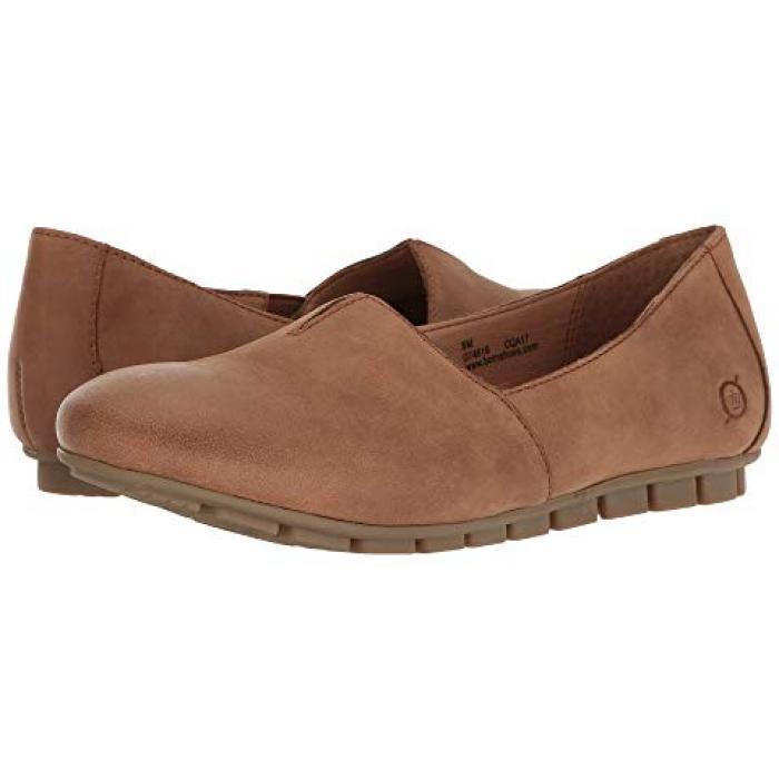 ボーン フル グレイン レザー レディース 女性用 靴 レディース靴 【 BORN SEBRA BISCOTTO FULL GRAIN LEATHER 】