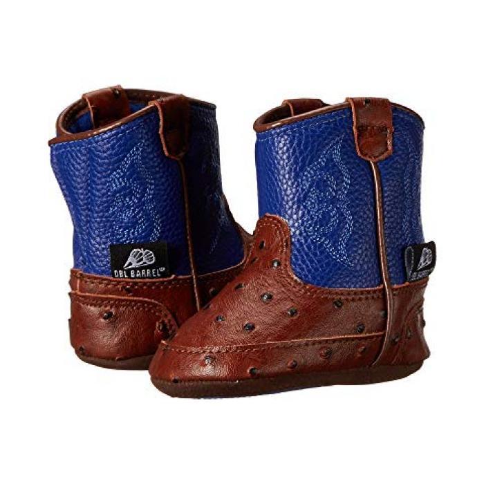【エントリーで全商品ポイント10倍1/9 20:00-1/16 01:59迄】ウェスタン ベイビー 青 ブルー M&F ベビー 赤ちゃん用 ベビー服 ファッション 【 BLUE WESTERN KIDS BABY BUCKER WESTON INFANT TODDLER 】