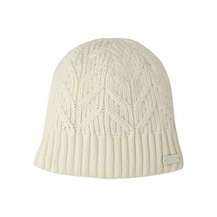 アンダー アーマー ウーア アラウンド タウン キャップ 帽子 アンダーアーマー レディース 女性用 ニット帽 小物 【 UNDER ARMOUR UA AROUND TOWN BEANIE IVORY 】