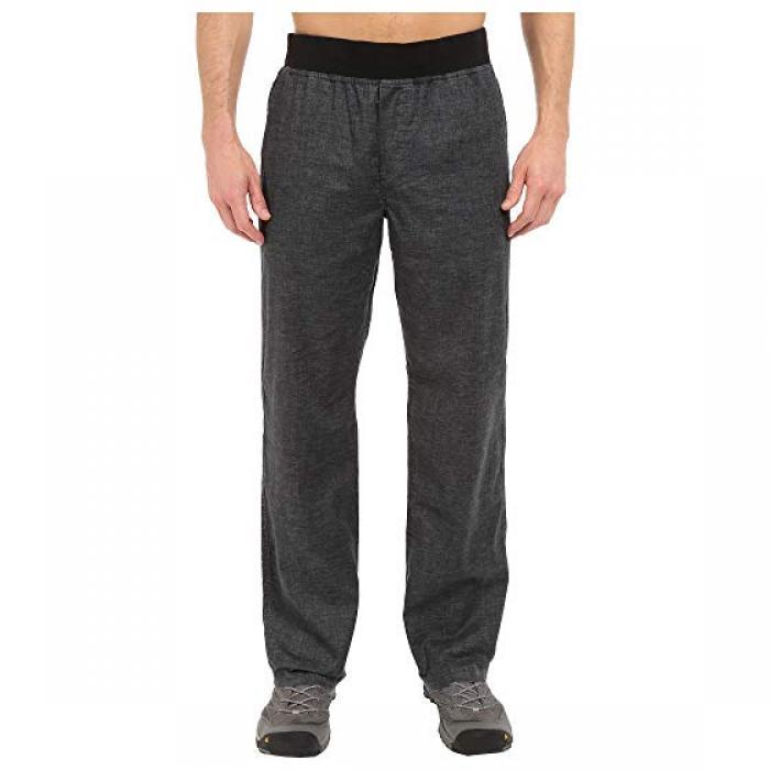 パンツ 黒 ブラック メンズ 男性用 メンズファッション 【 BLACK PRANA VAHA PANTS 】