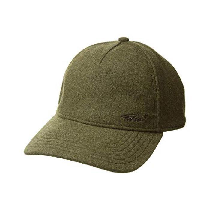 ボール キャップ 帽子 カーゴ 緑 グリーン メンズ 男性用 メンズ帽子 【 GREEN PRANA KOLBY BALL CAP CARGO 】