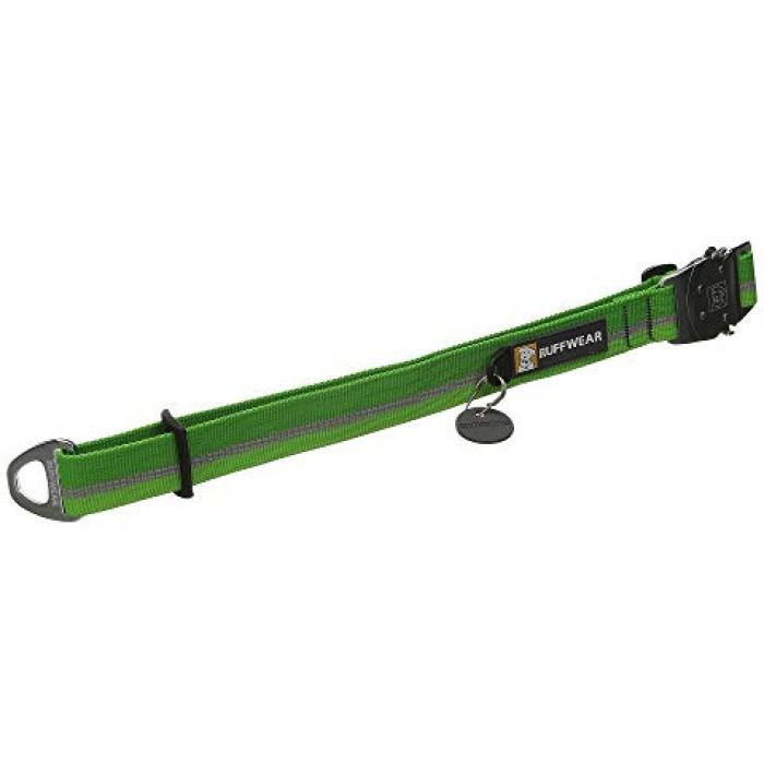 【エントリーで全商品ポイント10倍1/9 20:00-1/16 01:59迄】トップ ロープ メドウ 緑 グリーン ペットグッズ ペット 【 GREEN RUFFWEAR TOP ROPE COLLAR 0 MEADOW 】