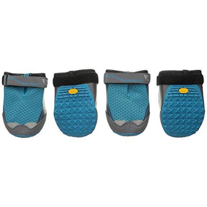 【エントリーで全商品ポイント10倍1/9 20:00-1/16 01:59迄】グリップ ブーツ 青 ブルー スプリング ペットグッズ 【 BLUE SPRING RUFFWEAR GRIP TREX BOOTS 0 】