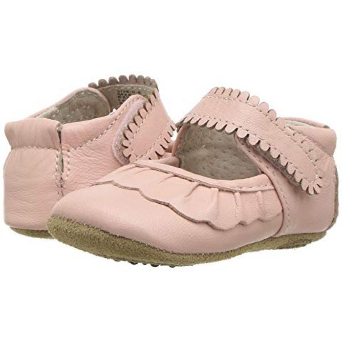 【エントリーで全商品ポイント10倍1/9 20:00-1/16 01:59迄】ルカ シェル ピンク & ベビー 赤ちゃん用 靴 ベビー服 【 SHELL PINK LIVIE LUCA RUCHE INFANT 】