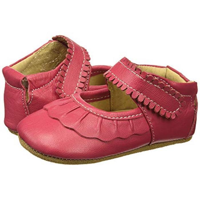 【エントリーで全商品ポイント10倍1/9 20:00-1/16 01:59迄】ルカ ホット ピンク & ベビー 赤ちゃん用 ファッション 【 PINK LIVIE LUCA RUCHE INFANT HOT 】