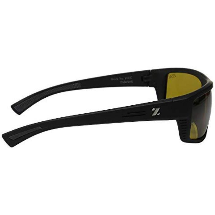 マット オート レンズ メンズ 男性用 眼鏡 サングラス 【 ZEAL OPTICS DECOY MATTE BLACK POLARIZED AUTO LENS 】