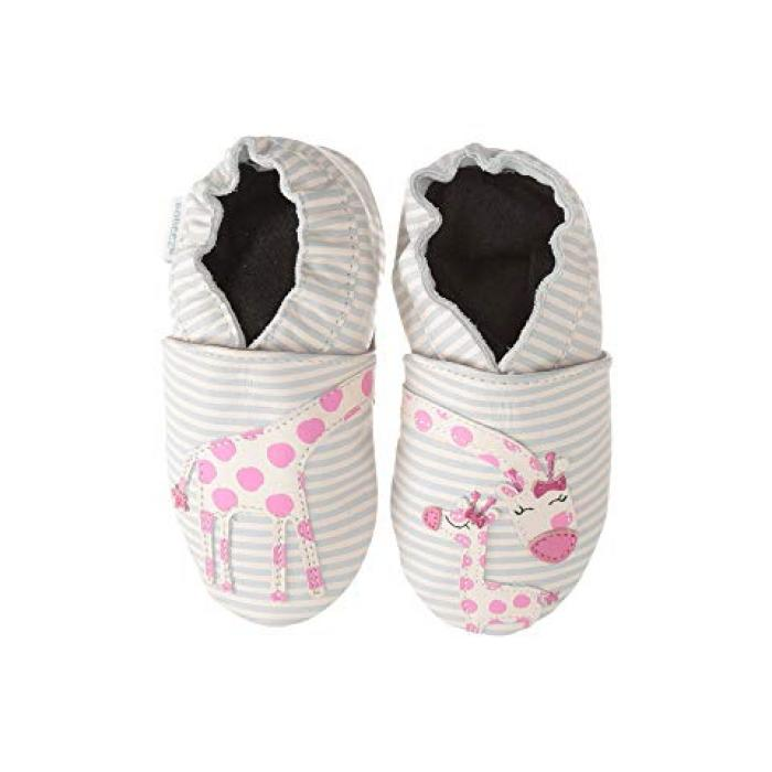 【エントリーで全商品ポイント10倍1/9 20:00-1/16 01:59迄】リーチ スター ソフト ソール クリーム ベビー 赤ちゃん用 靴 ベビー靴 【 ROBEEZ REACH FOR THE STARS SOFT SOLE INFANT TODDLER CREAM 】