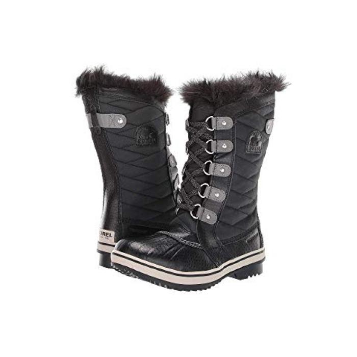 【エントリーで全商品ポイント10倍1/9 20:00-1/16 01:59迄】子供用 リトルキッズ 靴 ブーツ 【 SOREL KIDS TOFINO II BLACK QUARRY 】