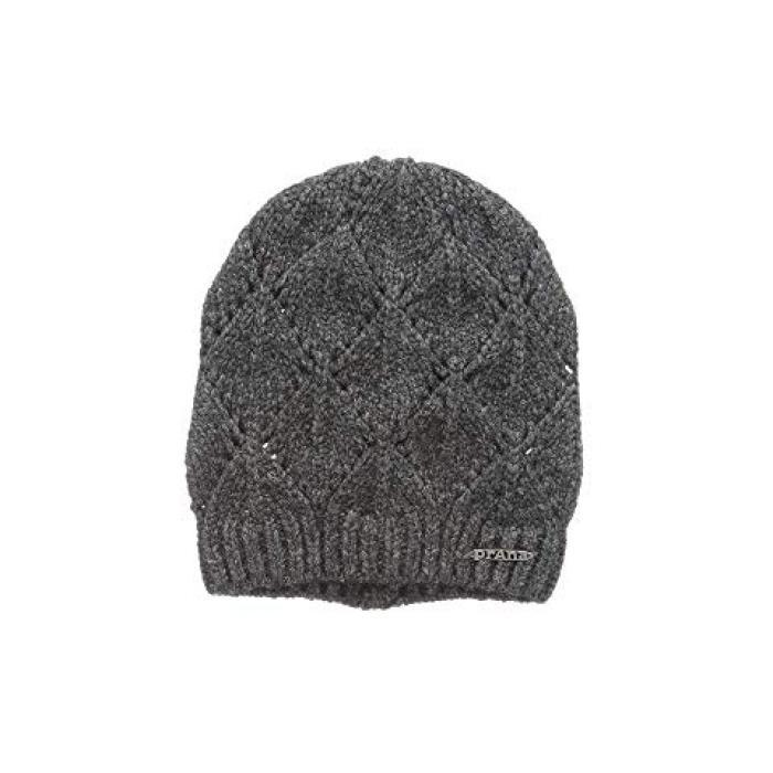 キャップ 帽子 GRAY灰色 グレイ ヘザー レディース 女性用 ブランド雑貨 ニット帽 【 GREY HEATHER PRANA TAWNIE BEANIE 】