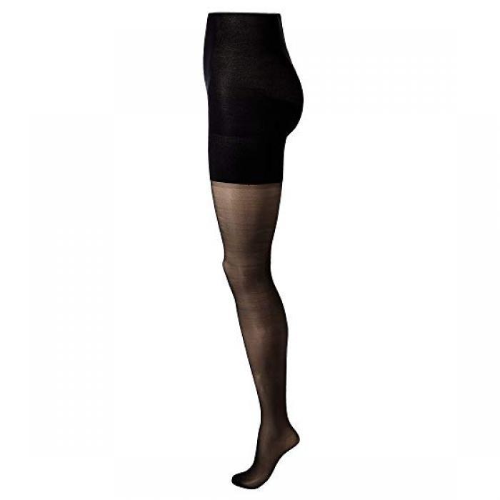 【エントリーで全商品ポイント10倍1/9 20:00-1/16 01:59迄】スパンクス ベーシック ラックス レッグ ハイ ベリー 黒 ブラック レディース 女性用 【 BLACK SPANX BASIC SHEERS LUXE LEG HIGH WASTED VERY 】