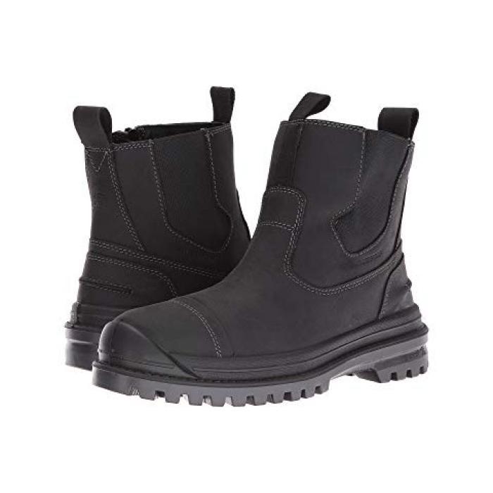黒 ブラック メンズ 男性用 ブーツ 靴 【 BLACK KAMIK GRIFFON C 】