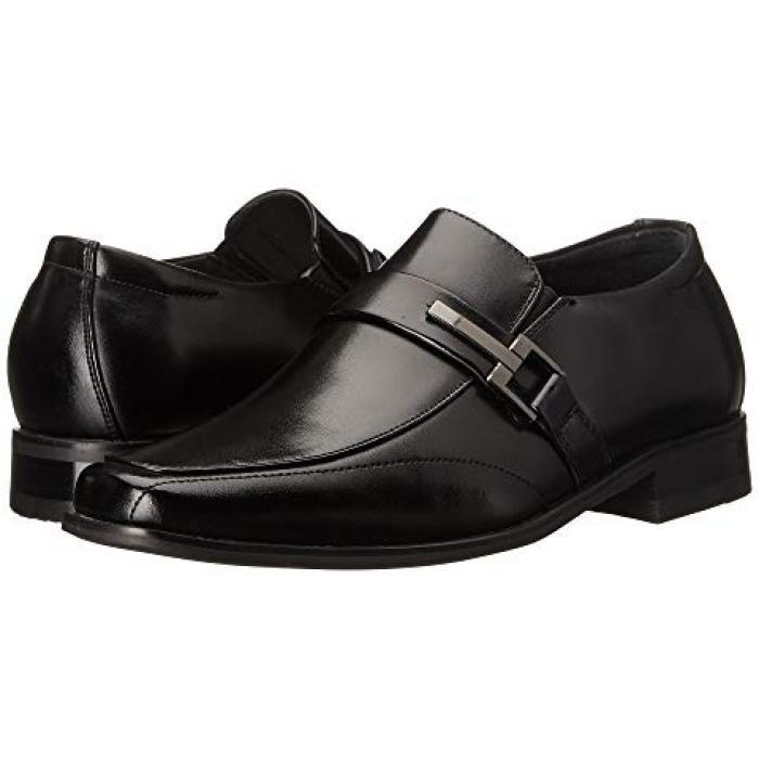 【エントリーで全商品ポイント10倍1/9 20:00-1/16 01:59迄】アダムス 黒 ブラック 子供用 リトルキッズ 靴 ベビー 【 BLACK STACY ADAMS KIDS BARTLEY 】