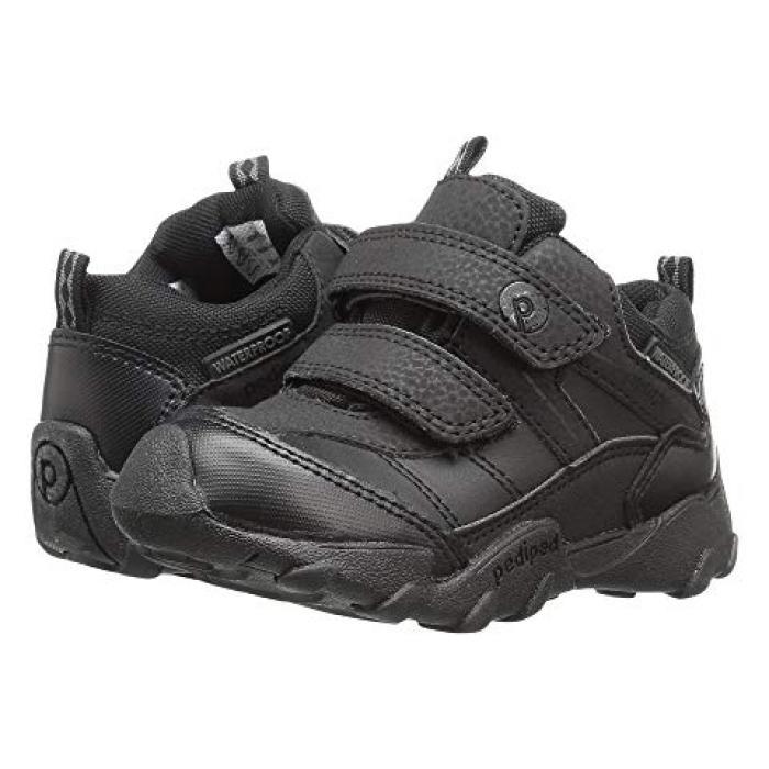 【エントリーで全商品ポイント10倍1/9 20:00-1/16 01:59迄】マックス 黒 ブラック 子供用 ビッグキッズ キッズ ブーツ 【 BLACK PEDIPED MAX FLEX TODDLER 】