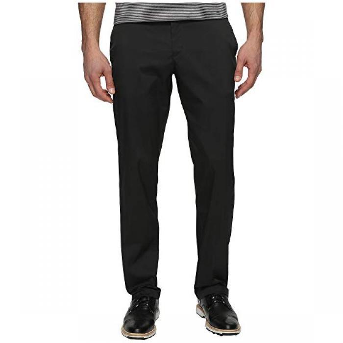 ナイキ ゴルフ フラット フロント パンツ メンズ 男性用 メンズファッション 【 NIKE GOLF FLAT FRONT PANTS BLACK 】