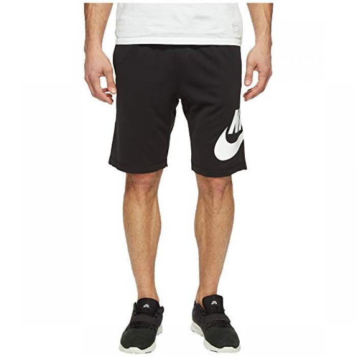 ナイキ エスビー ドライフィット ショーツ ハーフパンツ メンズ 男性用 メンズファッション ズボン 【 NIKE SB DRIFIT SHORT BLACK WHITE 】