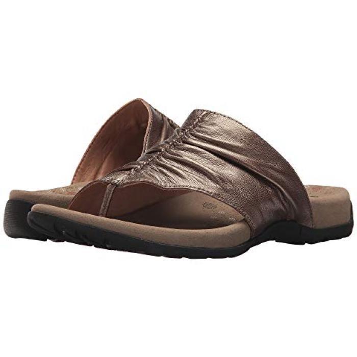【エントリーで全商品ポイント10倍1/9 20:00-1/16 01:59迄】シューズ ギフト メタリック ビッグキッズ 子供用 靴 キッズ 【 TAOS FOOTWEAR GIFT 2 COCOA METALLIC 】