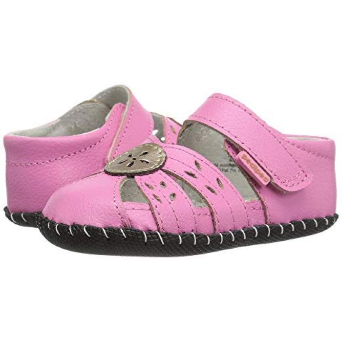 【エントリーで全商品ポイント10倍1/9 20:00-1/16 01:59迄】オリジナルス ピンク シャンパン ベビー 赤ちゃん用 ベビー靴 【 PINK PEDIPED DAPHNE ORIGINALS INFANT CHAMPAGNE 】